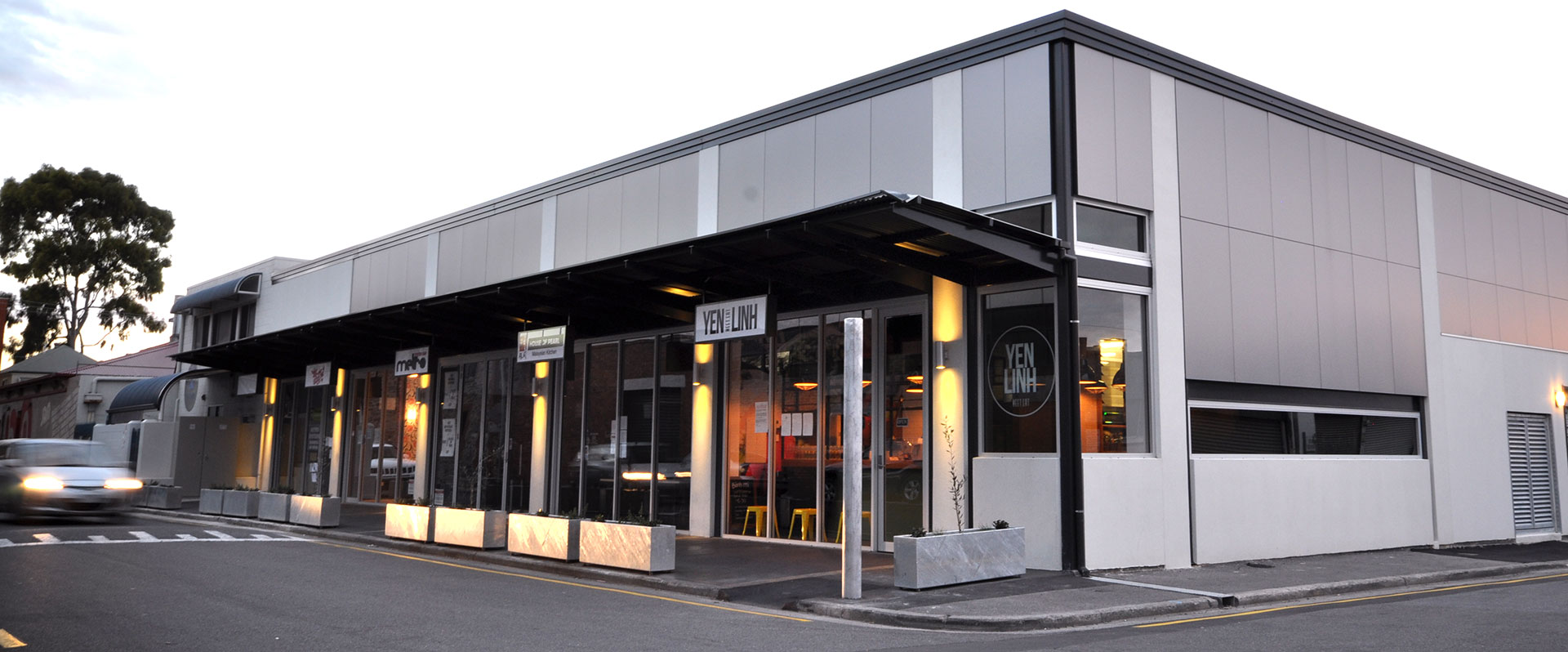 Commercial Restaurant Complex in Field St Adelaide