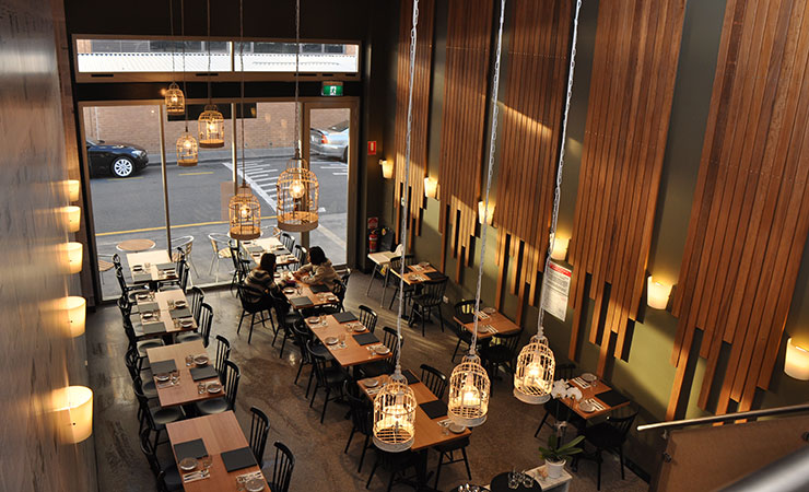 Commercial Restaurant Development and Interior Fit Out